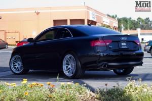 Audi A5 on Superdeep Forgestar F14s