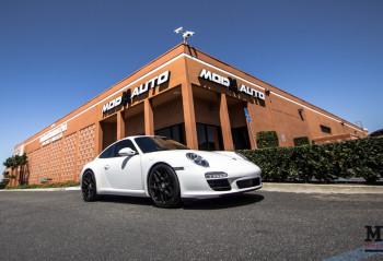 Porsche Carrera HRE Modbargains Mod Auto H&R