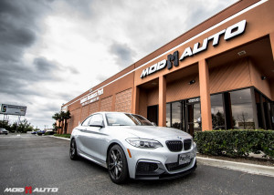 BMW 235i | M Performance Lip