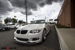Kevin's BMW E92 at Mod Auto
