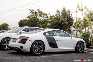 Random Audi R8 In The Mod Auto Parking Lot